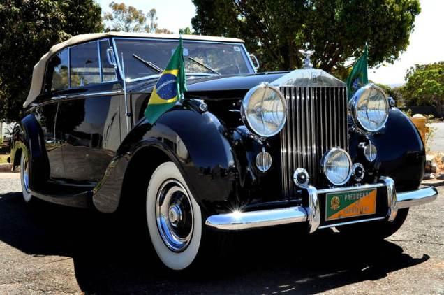 O carro presidencial
