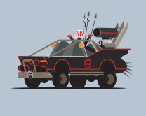 mad max_batmobile